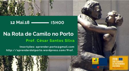 Na Rota de Camilo no Porto