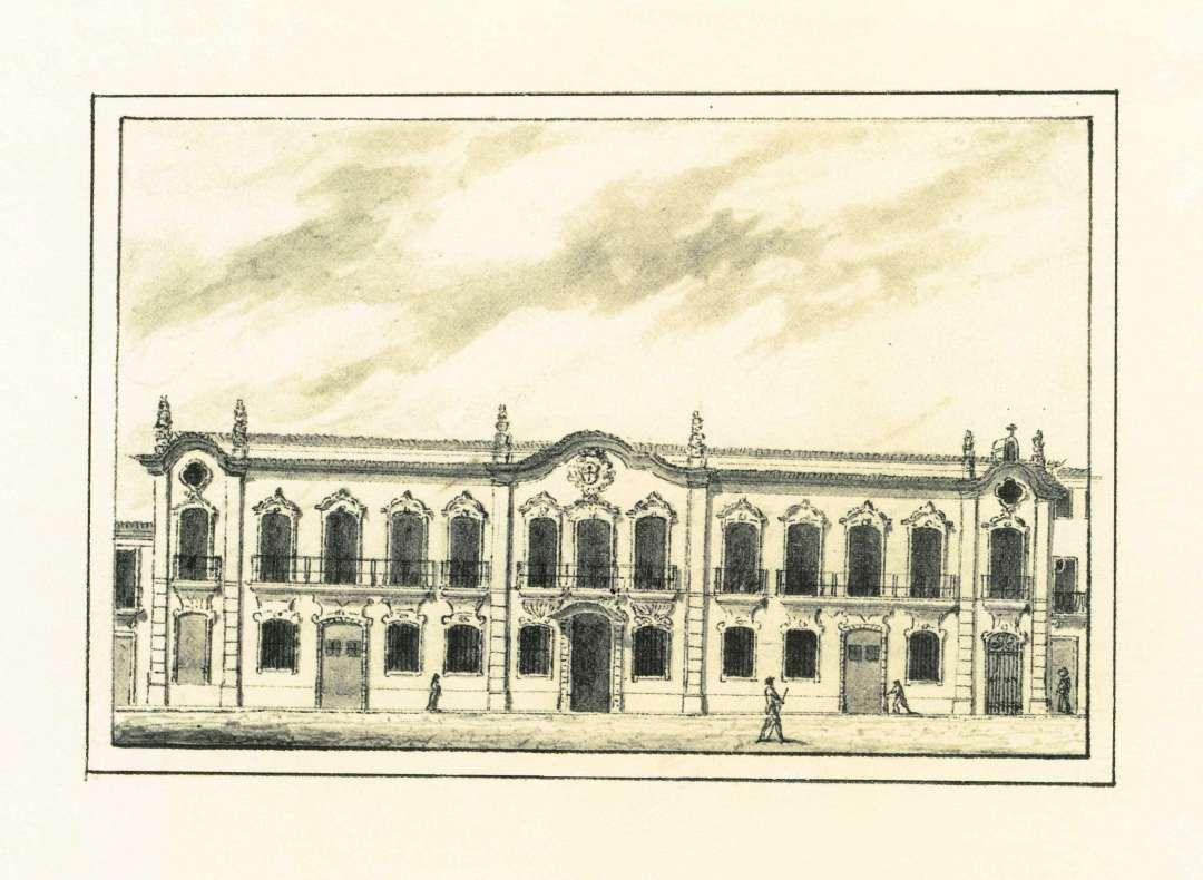 Casa de Bellomonte - Rua de Belomonte, 43-51