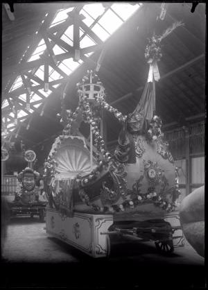 Carro alegórico 1905