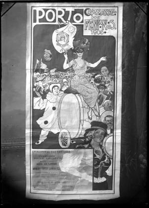 Cartaz Fenianos 1905