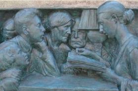 Julio_Dinis _leitura em família