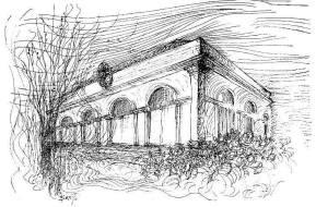 Teatro do Corpo da Guarda, o primeiro teatro lírico no Porto, que funcionou entre 1760 e 1797.
