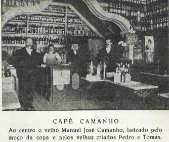 CAFÉ CAMANHO - INTERIOR