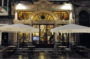Café Majestic-Fachada_Facade