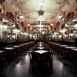 Café Majestica Salão_Salon