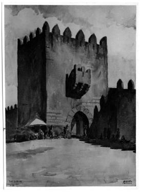 Porta do Olival por Gouveia Portuense