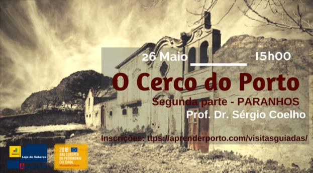 O Cerco do Porto na Freguesia de pARANHOS (1)