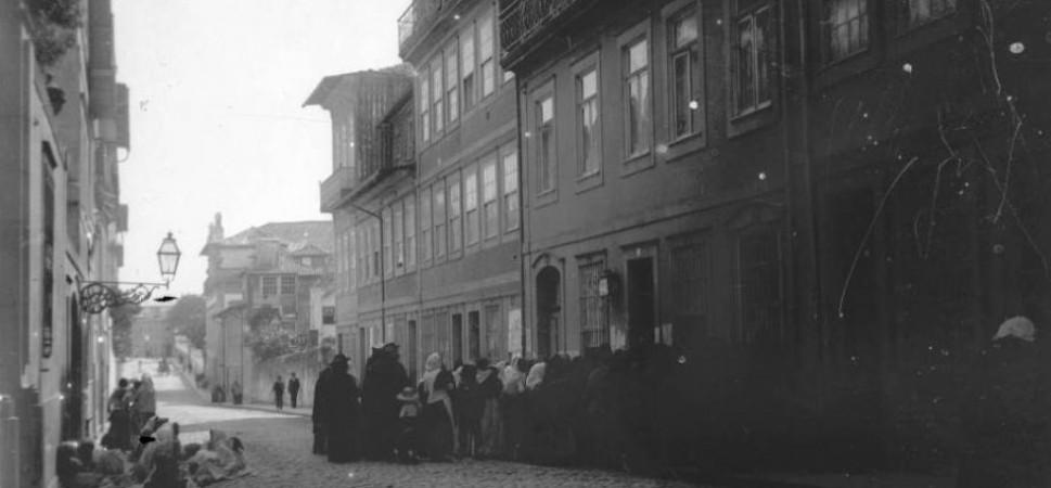 Porto durante a Primeira Grande Guerra